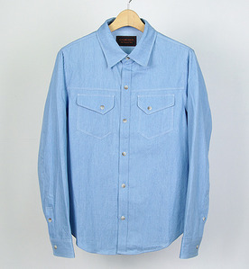 Denim Shirt LB